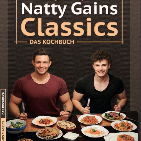 Natty Gains Kochbuch