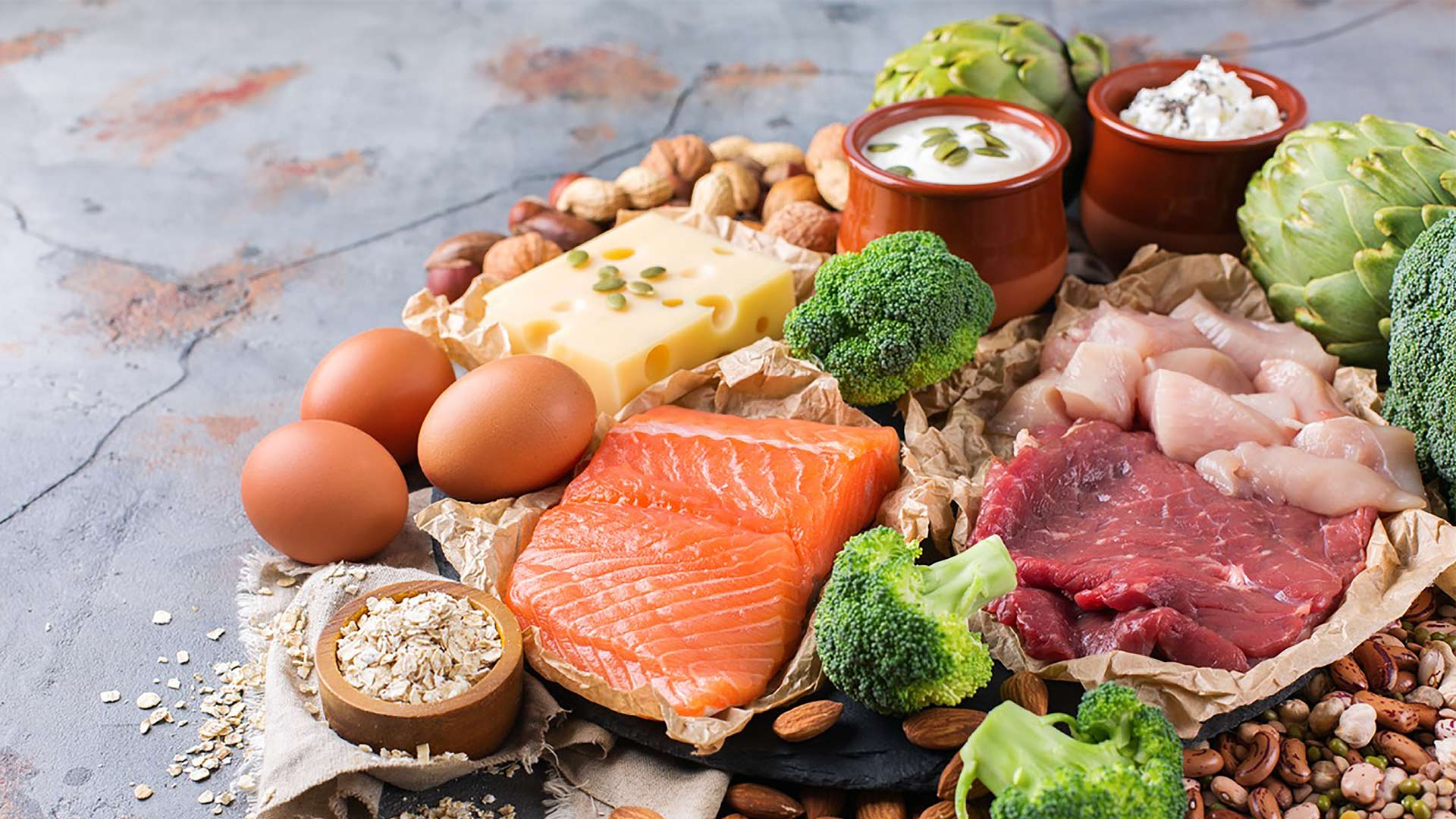 Ernährungsplan Fitness
