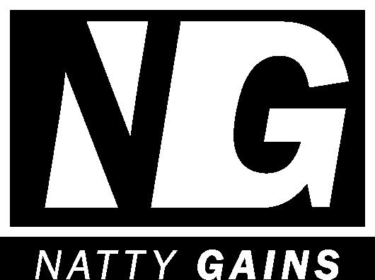 Ernährungs-App + Software für Personal Trainer, Ernährungsberater und Fitnessstudios - Ernährungspläne und Ernährungsberatung für Abnehmen, Muskelaufbau, Gesunde Ernährung - Natty Gains Logo