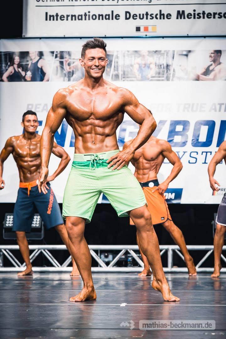 Deutsche Meisterschaft Mens Physique