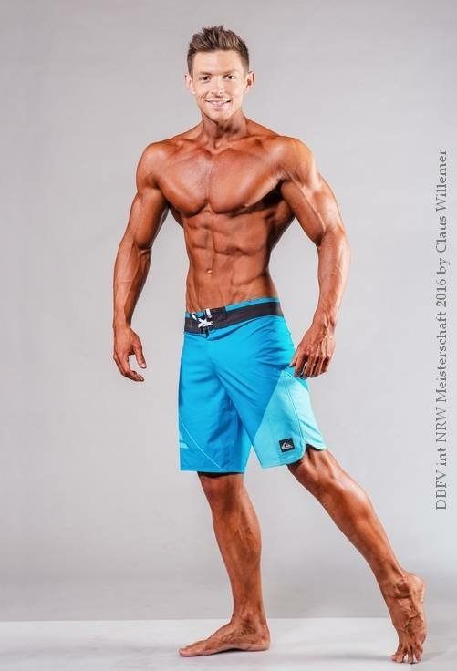 Wettkampf Mens Physique