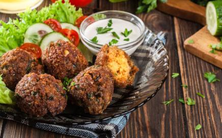 Hauptspeisen Rezepte: Paleo Falafel