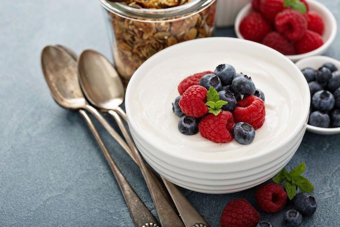 Obstjoghurt