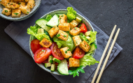 Thai Tofu Salat