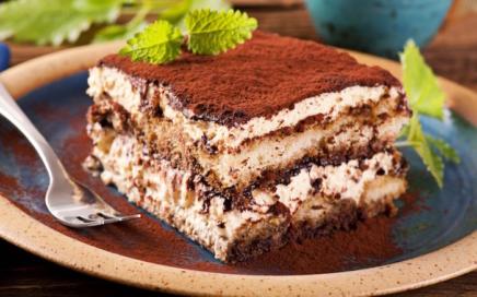 Dessert Rezepte - Tiramisu