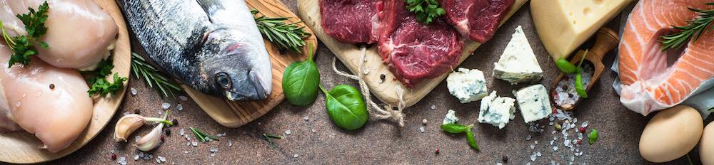 Gesunde Ernährung für Muskelaufbau und Abnehmen