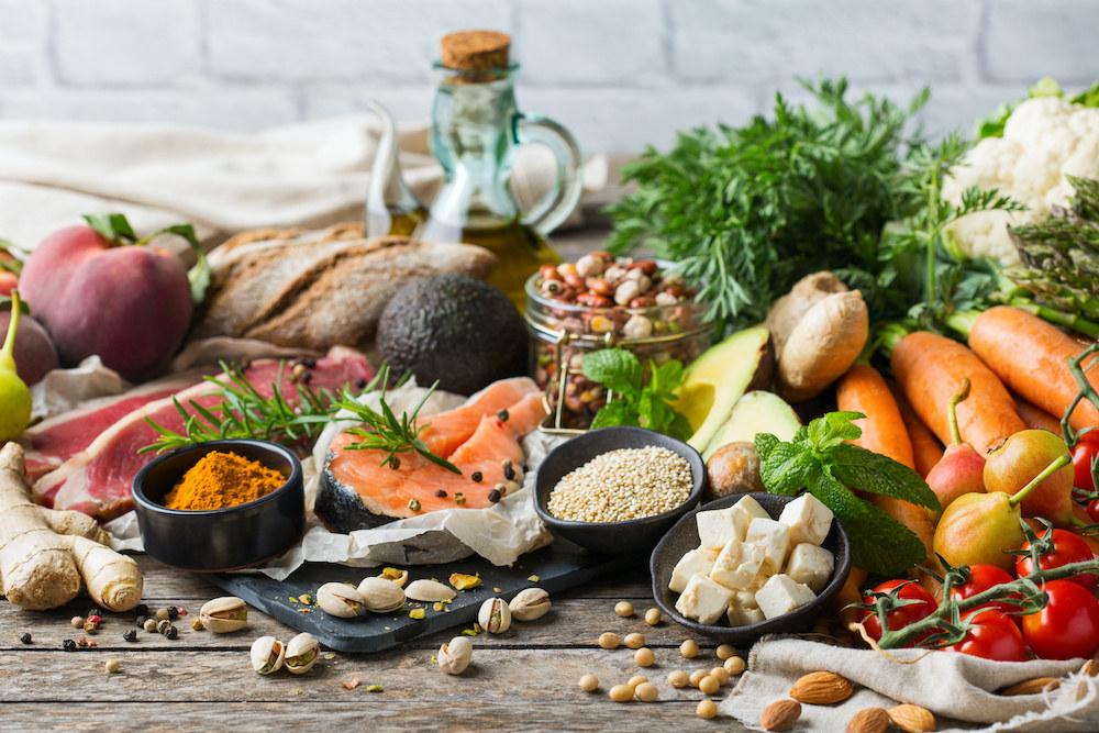 Ernährungsplan Abnehmen - Verteile die Makronährstoffe richtig, um gesund Gewicht zu verlieren - Rezepte zum Abnehmen auf www.nattygainscoaching.com