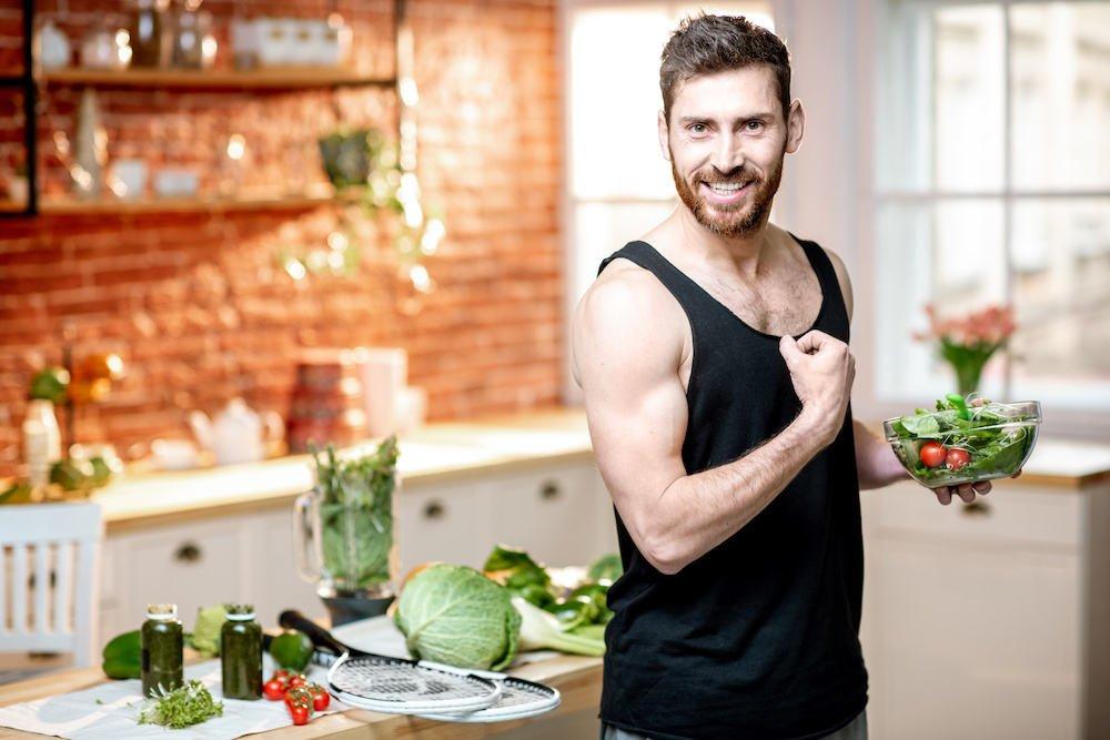 Ernährungsplan Muskelaufbau - so erstellst du dir ganz leicht einen Ernährungsplan, mit dem du Muskeln aufbaust - Ernährungspläne erstellen leicht gemacht auf www.nattygainscoaching.com