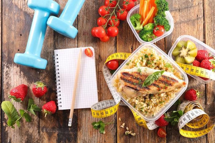 Ernährungsplan erstellen auf Natty Gains - so geht es ganz einfach und individuell