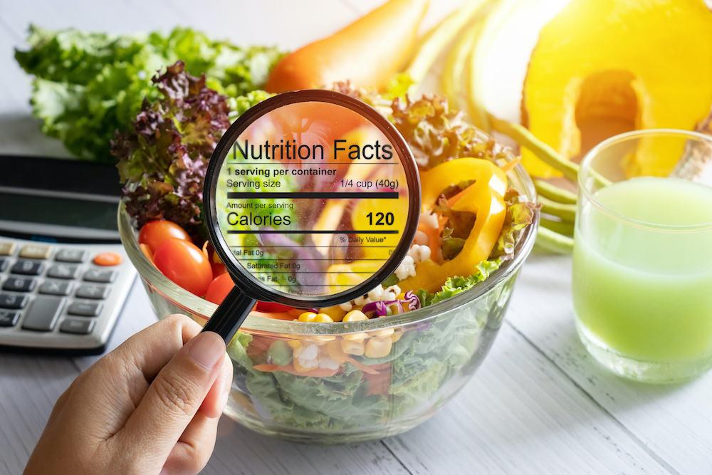 Gesund abnehmen - Nachhatlig die Ernährung umstellen