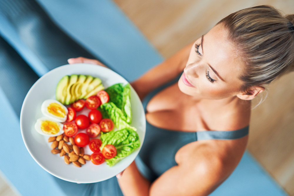 Natürliche Lebensmittel sollten auf deinem Ernährungsplan ganz oben stehen
