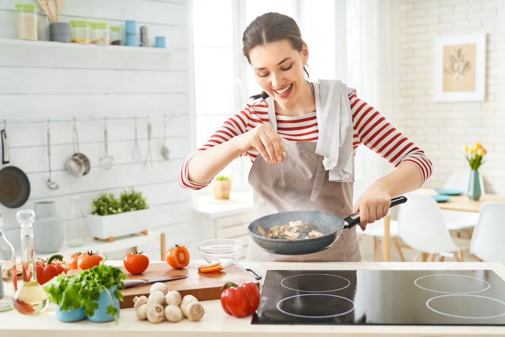 Gesund abnehmen - Selbst frisch kochen sorgt für einen gewaltigen Lerneffekt