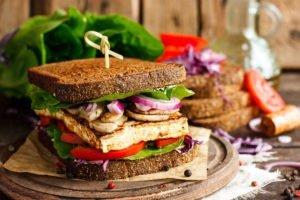 Gesund zunehmen - Viele Kalorien, gesunde Fette und komplexe Kohlenhydrate