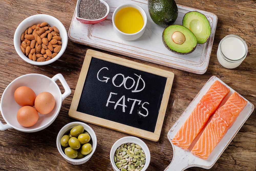 Gesunde Fette sind in der ketogenen Diät am allerwichtigsten