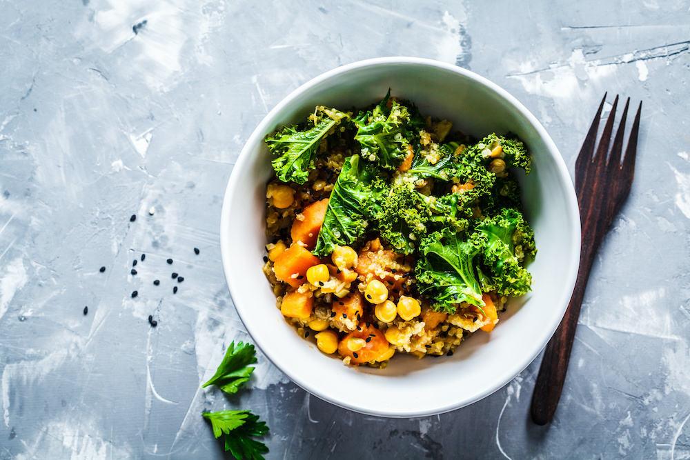 Vegane Ernährung leicht gemacht - mit diesen 4 Tipps