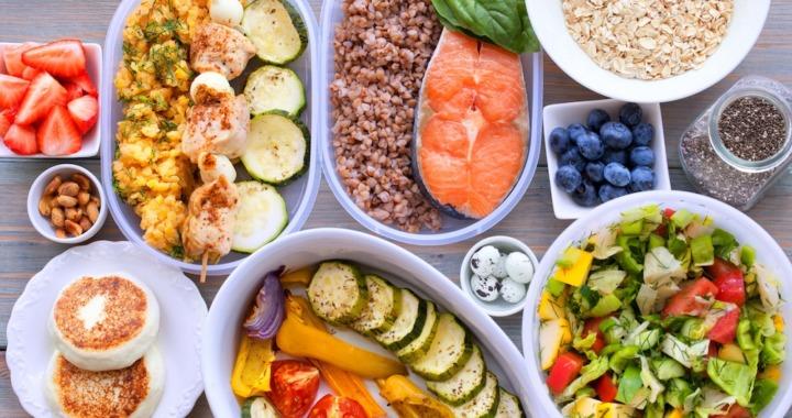 Meal Prep Ernährungsplan für den Mann