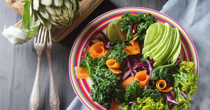 Veganer Ernährungsplan zum Abnehmen für die Frau