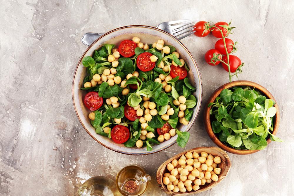 Vegetarische Lebensmittel - Vegetarisch essen leicht gemacht - Leckere und abwechslungsreiche vegetarische Rezepte - Vegetarische Ernährungspläne erstellen auf Natty Gains