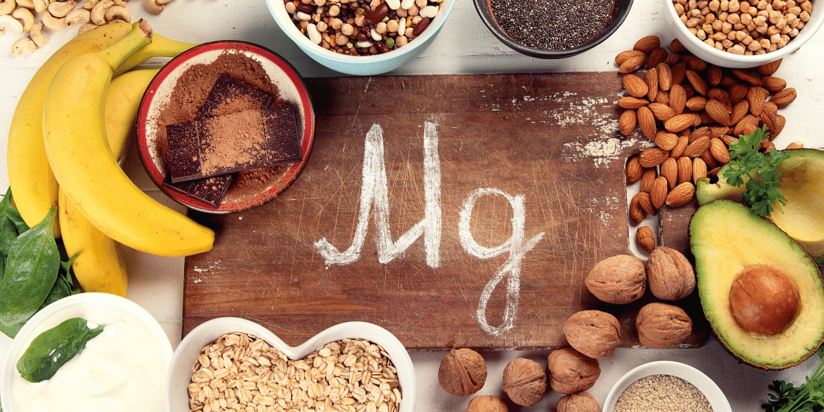 Mengenelement Magnesium - Wichtig für Muskeln und Enzyme - Mikronährstoff gegen Muskelkrämpfe
