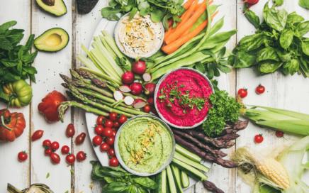Ernährungsweisen - Vegane Ernährung, Vegetarisches Essen, Paleo Diät, Ketogene Ernährung, Intervallfasten, Pescetarische Kost