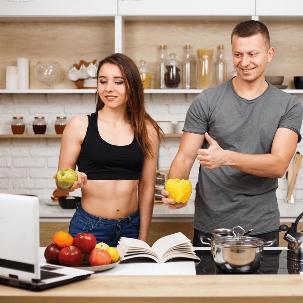 Ernährungsplan-App inkl. White Label Software für Online Fitness Plattformen - Digitale Ernährungspläne und Online Ernährungsberatung bei Natty Gains