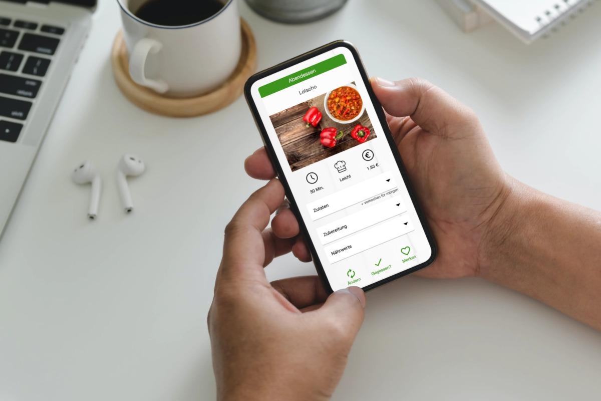 Ernährungs-Software + App für Personal Trainer, Ernährungsberater, Fitness Coaches und Fitnessstudios - Ernährungsprotokoll