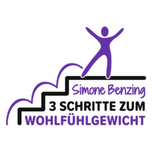 Logo von Personal Trainerin und Fitnessstudioinhaberin Simone Benzing - Lizenznehmer der Natty Gains Ernährungssoftware